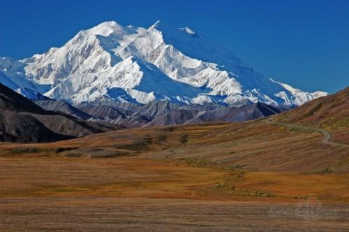 Majestātisks kalns