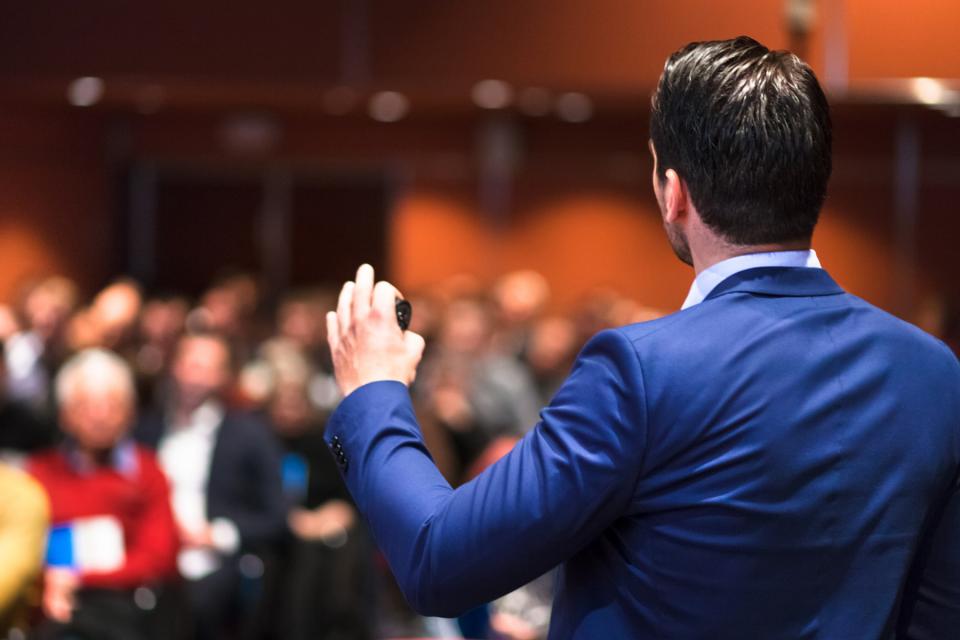 Kā būt labam oratoram? (2. daļa)